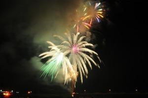 夜空を彩る花火3